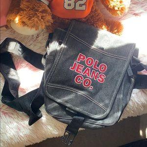 Polo Jeans Crossbody Bag